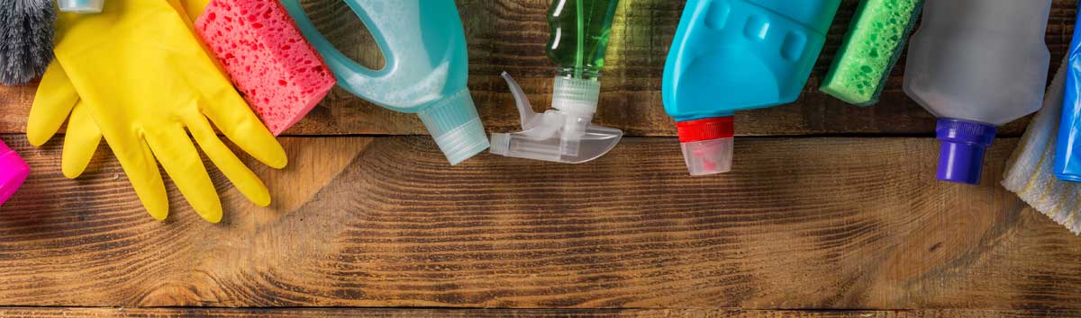 Wood Floor Cleaning Supplies